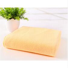 Large Microfibre Cotton Beach Bath Hand Towel Sports Travel Gym Lightweight SUNN