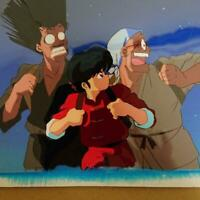 Ranma 1/2 cel picture genga vintage anime goods takahashi rumiko rare from japan