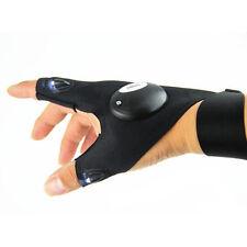 Newly LED Light Finger Lighting Gloves Auto Repair Outdoors Flashing Artifact JT