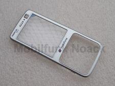 Original Nokia N73 A - Cover | Frontcover | Oberschale Vodafone Logo Silber NEU