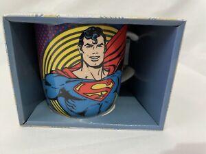 Superman Ceramic Mug New in box