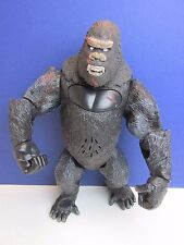 "11"" grandes King Kong Movie action figure Moving Arms Gorilla 2005 PLAYMATES L23"
