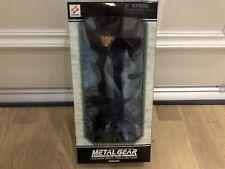 """Metal Gear Solid Konami Colección de muñecas Serpiente sólo 12"""" 1/6 figuras de acción Yamato"""
