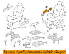 Mercedes MERCEDES-BENZ OEM ML55 AMG Seat Track-Recline Cover Left 16391941207214