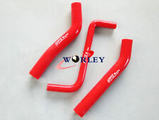 RED For Honda TRX450R TRX450 TRX 450R radiator silicone hose 2006 2007 2008 2009