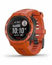 Garmin Instinct Orologio GPS - Flame Red (010-02064-02)
