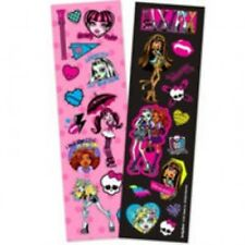 Monster High Party Stickers 2 Sheets