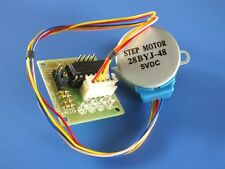 5V 4-Phase 5-Wire Stepper Motor+Drive Board Test Board