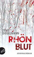 Rhönblut von Zeno Diegelmann (2013, Taschenbuch)