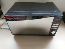 Russell Hobs RHM2072B Microwave Full Working Order Very Clean & Instructions 66B