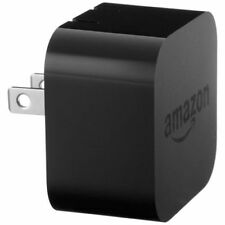 OEM Amazon Kindle A02710 FA-0501800SUB 9W AC Adapter Wall Charger Black 5V 1.8A