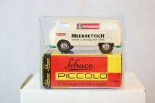 Schuco Piccolo Volkswagen Kastenwagen Meerrettich  neu perfect mint in box 1:90