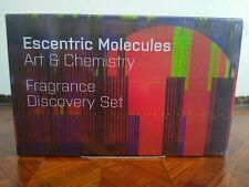 Escentric Molecules 8pc Discovery Set. 8x2ml samples. Very Rare-unopened
