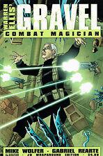 Us cómic Pack Warren Ellis gravel Combat Magician 0, 1-4 (Wrap) wolfer avatar