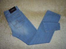 BNWT Mens J. Lindeberg Jay 2184 Vintage Bleach Jeans - Size 34x32