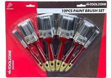 🔥10 Pack Paint Brush Fine Brushes Set Advanced Bristles Decorating DIY Painting
