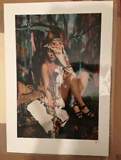 SOEY MILK a particular place  signed numbered 11/80