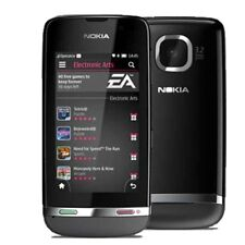 Original Nokia asha 311 3110 UNLOCKED Touchscreen 3G WIFI BLACK Bar Smartphone