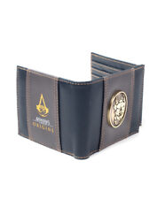 OFFICIAL UBISOFT - ASSASSIN'S CREED: ORIGINS - METAL SCARAB SYMBOL WALLET (NEW)