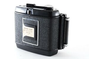 Excellent+++++ Mamiya RB67 6x4.5 645 120 Roll Film Back for Pro S SD From Japan