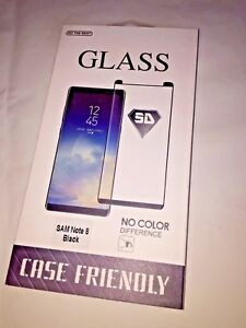 SAMSUNG NOTE 8 GLASS PROTECTORS