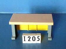 (I205) playmobil bureau aéroport aéroline