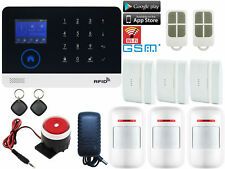 S44 WiFi Cloud APP Internet GSM GPRS Wireless Home Security Alarm Burglar System