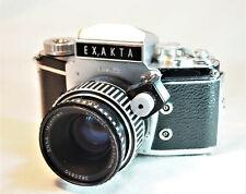 RARE appareil photo EXAKTA varex IIb - objectif Ennalyt 50mm 1:1.9