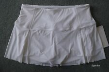 Lululemon Lost in Pace Skirt Shorts With Pocket White Size 10 (aus 14)