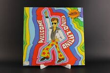 "JOVANOTTI - GIMME FIVE 3 / GINO LATINO - WELCOME 12"" maxi single italo DISCO"