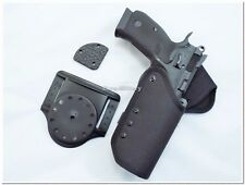 CZ Shadow 2 CZ 75 SP-01 Sport Shooting IPSC Czech Holster - System Lock Sport CZ