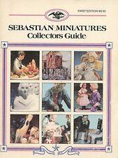 Sebastian Miniatures - History Types Dates / Scarce Illustrated Book