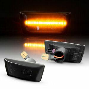 LED Indicators Black For Vauxhall Insignia A, Meriva B, Zafira B [71010-1]