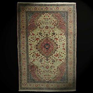 Karyola KAYSERI Seiden-Teppich 221x150 cm  rug tapis tappeto alfombra carpet