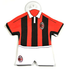 AC MILAN FC CAR WINDOW MINI KIT HANGER WITH SUCTION PAD ACCESSORIES XMAS GIFT