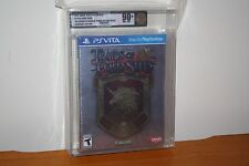 Legend of Heroes Trails of Cold Steel Lionheart Edition Vita NEW SEALED VGA 90+!