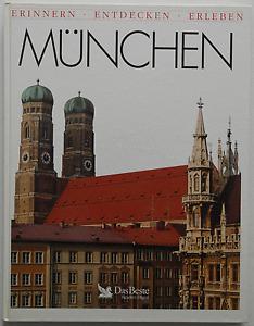 Bildband MÜNCHEN Erinnern Entdecken Erleben Verlag Das Beste Reader´s Digest
