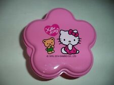 Hello Kitty Pink Fun Shaped BPA FREE Snack Container