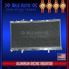 2 ROW RACING FULL ALUMINUM RADIATOR FOR 02-07 SUBARU IMPREZA WRX STI MANUAL
