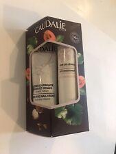 Caudalie Hand and Nail Cream 2.5 oz 75 ml. + Lip Conditioner! Bnib Authentic
