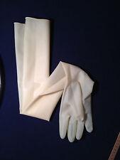 #27 Gants en caoutchouc 78 cm Extra Long --- Rubber basiques 78 cm Extra Long #27