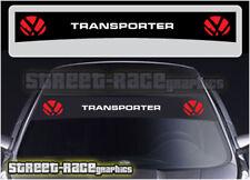 Ss1523 Volkswagen Transporter T4 T5 Camper gráficos Stickers Calcomanías sunstrip