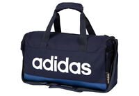 adidas Linear Duffle Bag XS Team Bag Navy Outdoor Fitness Yoga Soccer FM6748