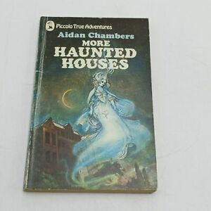 More Haunted Houses by Aidan Chambers (1975) 3rd Edition Paperback [Fair] Pic...