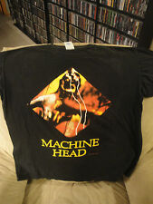(Vintage) Machine Head Tour Shirt ~ XL ~ Old School/Burn My Eyes/Violence
