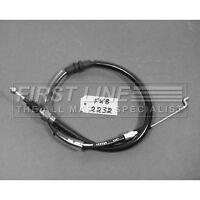 First Line Parking Hand Brake Cable Handbrake FKB2232 - 5 YEAR WARRANTY
