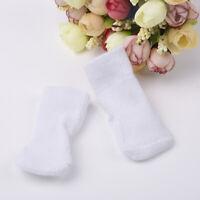 1Pair Handmade Doll Socks Clothes For 18 inch American Kids Dolls Decor K5I4