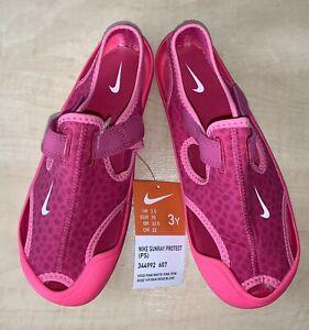 Sandalen Mädchen Gr. 35 Nike Sunray Protect Neu