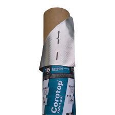 (1,45€/m²) KLIMAMEMBRAN AKTIVE DAMPFBREMSE mit ALUSCHICHT - COROTOP REFLEX 115G