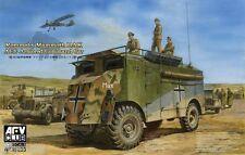 Véhicule blindé de Commandement MAMMOTH DAK, WW2  - KIT AFV CLUB 1/35 n° 35235